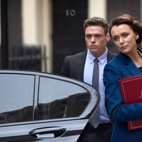 Richard Madden on Bodyguard 2: David Budd needs a holiday