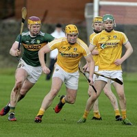 Antrim can get off to winning start by downing Kingdom in Joe McDonagh opener