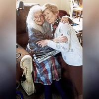 Six decade search sees Dublin 81-year-old finally reunited with 104-year-old birth mother in Scotland