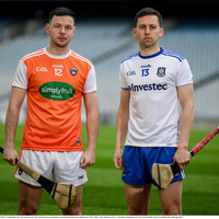 Captain Stephen Renaghan hoping to help bring good times back to Armagh