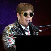 Sir Elton John praises Taron Egerton for re-recording Rocketman songs