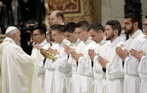 Pope ordains 19 new priests during Vatican ceremony