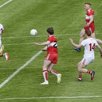 Where it was won by Tyrone and lost by Derry