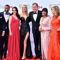Piers Morgan misses out on TV Bafta award