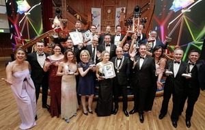 Belfast businesses recognised on night of celebration, excellence and creativity