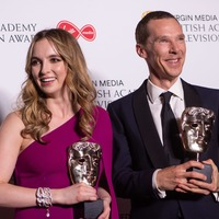 Fans surprised by Jodie Comer's Scouse accent as she picks up Bafta Award