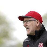 Tyrone boss Mickey Harte only now preparing to face Antrim
