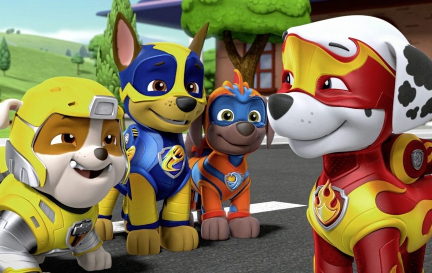 PAW Patrol: Mighty Pups is light on plot but kids won't care - The