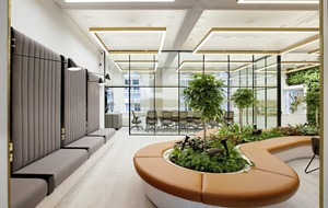 Deluxe Group completes major central London workspace project