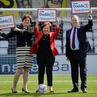 DUP look beyond both Brexit and Theresa May in EU manifesto launch