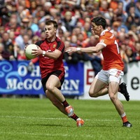 Armagh are only out for good performance against Down, says captain Rory Grugan