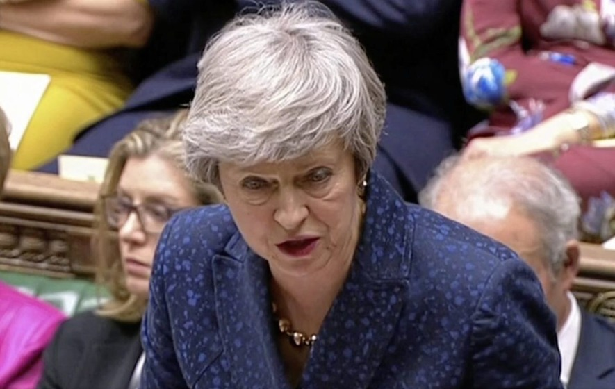 Theresa May accused of 'throwing veterans to the wolves' to pander to Sinn Fein and the IRA.
