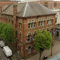 Historic Victorian Belfast building goes up for sale - for £1.95 million