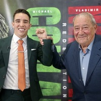Michael Conlan all set for Falls Park spectacular against Olympic Games nemesis Vladimir Nikitin