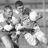 Back in the day - Armagh suffer Jarlath Burns injury scare - May 16 1999