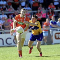 Brendan Donaghy remains committed to the Armagh cause