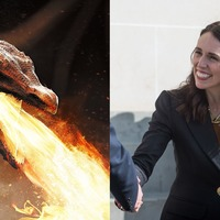 Jacinda Ardern returns 11-year-old's 'bribe' to conduct research on dragons