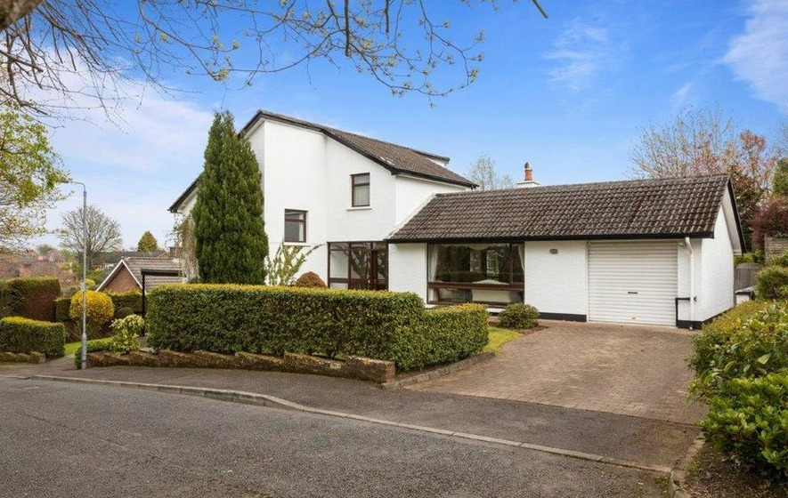 Property: An attractive detached home where the possibilities are endless