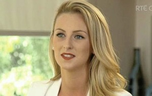 Former drug smuggler Michaella McCollum in court for speeding on 'R' plates