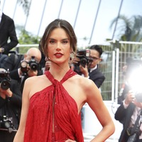 Alessandra Ambrosio steals the show on Cannes red carpet
