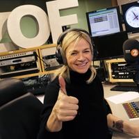 Zoe Ball 'supersized giddy' as her Radio 2 Breakfast Show audience holds its own