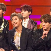 BTS channel The Beatles for US talk show appearance