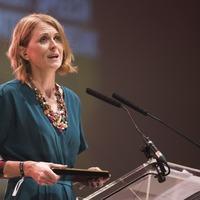 BBC presenter Rachel Burden apologises for f-bomb