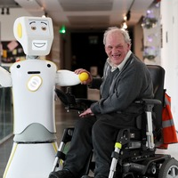 Irish university develops robot to battle loneliness in the elderly