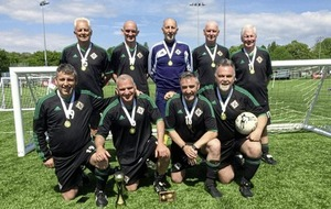 Northern Ireland veterans Paris-bound to defend their title