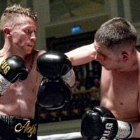 Fearless Feargal McCrory the headline act at Europa Hotel fight night