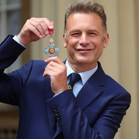 Packham celebrates CBE and vows to keep fighting for British countryside