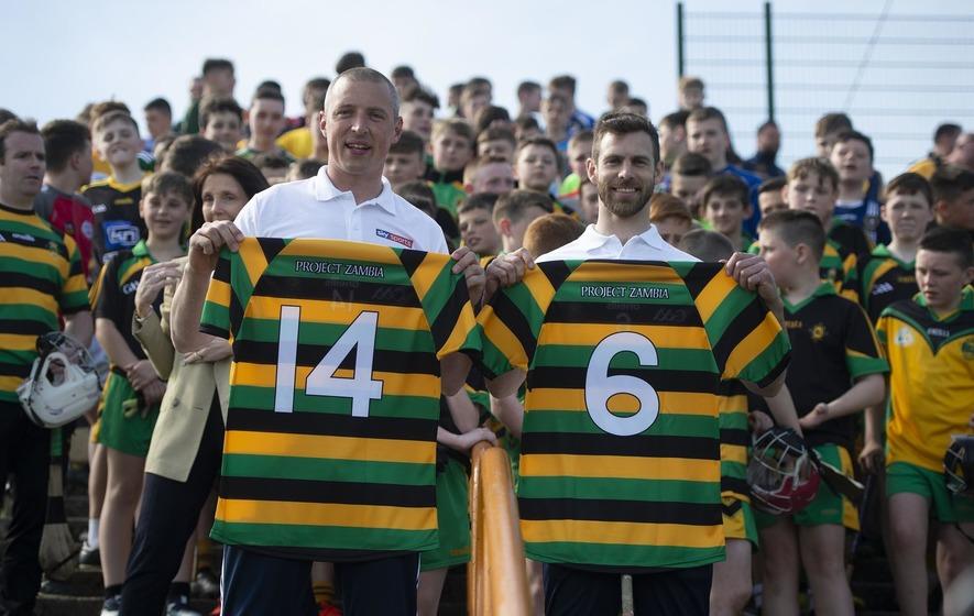 1a121fae3be It s up to us to bring Antrim back to the big time admits experienced ace  Neil McManus