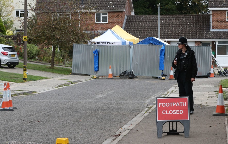 Novichok Poisonings In Salisbury Inspire New BBC Drama