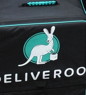 Amazon takes bite of Deliveroo in £450m funding round