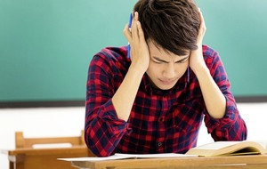 Ask the Expert: How can I help my son to cope with exam stress?