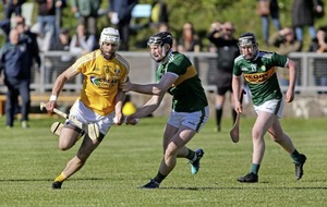 Laois are Antrim's ultimate test in crucial Joe McDonagh Cup clash