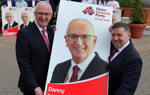 UUP European election candidate Danny Kennedy rules out no-deal Brexit