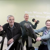 Age is just a number for people at west Belfast's new Youth Club for Older People