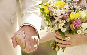 Indoor weddings, civil partnerships and baptisms can take place from July 10
