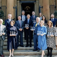 Grain merchant boss William Barnett honoured at IoD director awards