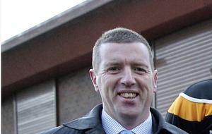 Antrim chief Ciaran McCavana :Corrigan Park renovation plan edges closer