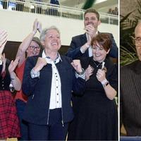 Ian Paisley's election agent quits DUP over gay councillor Alison Bennington