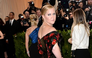 New mother Amy Schumer praised for sharing picture of her pumping breast milk