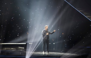 UK entry Michael Rice finishes last at the Eurovision Song Contest