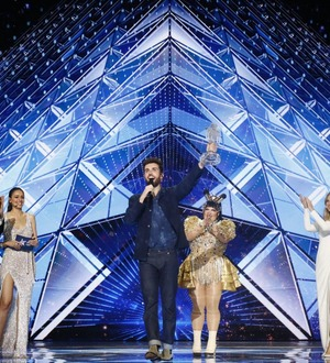 Netherlands' Eurovision champion eschewed production for soul
