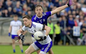Monaghan forwards under-perform against quality Cavan tackling