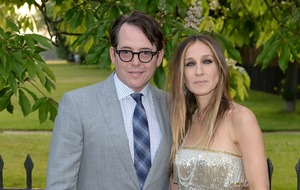 Sarah Jessica Parker and Matthew Broderick celebrate 22 years of marriage