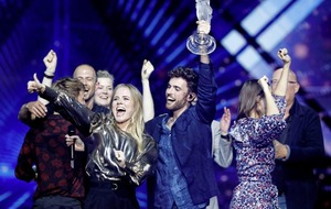 Eight million watch Eurovision on BBC, but finale can't escape Israel controversy