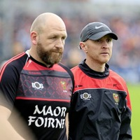 Down manager Paddy Tally takes the positives from titanic clash with Armagh