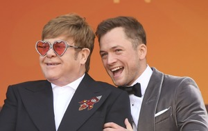 Sir Elton John, Taron Egerton and more expected for Rocketman premiere